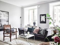 Scandinavisch appartement met een twist - Roomed