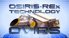 OSIRIS-REx Tech – Surveying an Asteroid with Light