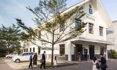 Bandung, Indonesia Kingdom Hall of Jehovah's Witnesses