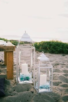 beachy wedding details from shoot styled by Weddings By Dani and captured by Simply Sonja Photography http://weddingsbydani.com/