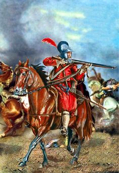 Imperial Dragoons - Thirty Years War