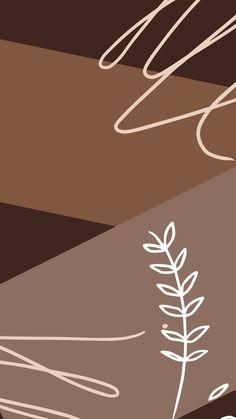 Iphone Wallpaper Minimal, Iphone Wallpaper App, Iphone Wallpaper Tumblr Aesthetic, Minimalist Wallpaper, Homescreen Wallpaper, Iphone Background Wallpaper, Designer Iphone Wallpaper, Brown Wallpaper, Colorful Wallpaper