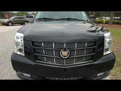 2013 Cadillac Escalade Premium in Jacksonville FL 32244 #FieldsCadillac #Cadillac #Jacksonville #Florida