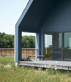 Slideshow: A Sustainably Built Home in Rural Ontario   Dwell