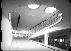 Flughafen Wien 1960 Vienna, Indoor, Architecture, Design, Interior, Arquitetura, Architecture Design, Design Comics