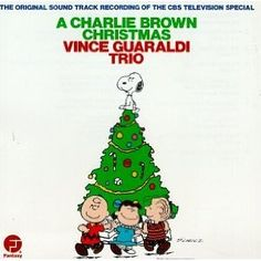 """""""A Charlie Brown Christmas: The Original Sound Track Recording of the CBS Television Special"""" (1965)"""