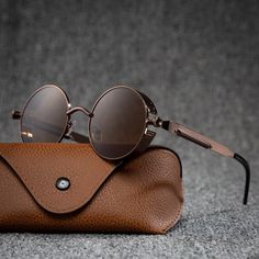 Your Shopping Cart – Technigadgets Polarized Sunglasses, Sunglasses Case, Mens Sunglasses, Sunnies, Steampunk Sunglasses, Copper Frame, Sharp Dressed Man, Gifts For Father, Stylish Men