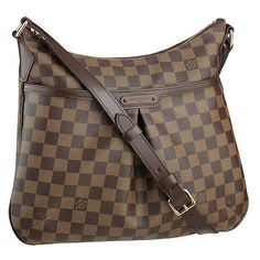 Fashion Louis Vuitton Damier Ebene Canvas Bloomsbury PM are for people who love the high fashion look. Their designs are unmistakable, they are elegant, sophisticated and beautiful. Buy Louis Vuitton Now! Crossbody Louis Vuitton, Sacs Louis Vuiton, Louis Vuitton Taschen, Louis Vuitton Handbags, Vuitton Bag, Women's Handbags, Vuitton Neverfull, Chanel Handbags, Outfits