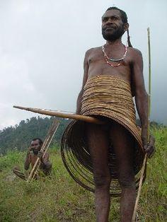 New Guinea penis gourd