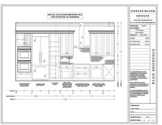 Marvelous Home Design Architectural Drawing Ideas. Spectacular Home Design Architectural Drawing Ideas. Home Design, Design Food, Design Ideas, Creative Design, Kitchen Cabinet Design, Interior Design Kitchen, Kitchen Redo, Kitchen Remodel, Autocad