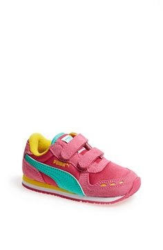 PUMA 'Cabana Racer' Sneaker (Baby, Walker, Toddler & Little Kid) available at #Nordstrom