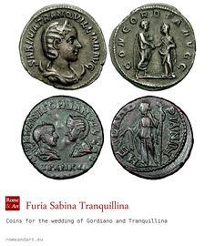 The Empress Tranquillina ... (eng) http://www.romeandart.eu/en/art-empress-tranquillina.html