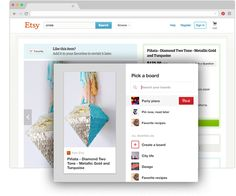 Pinterest browser button for Chrome Save creative ideas from around the web with…
