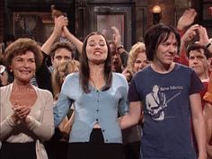 Elliott smith on snl. So sad they took off his performance cause he didn't play what they wanted...