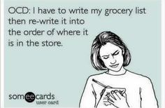 It makes sense! You don't have to backtrack in the store. If this is wrong, I don't want to be right!