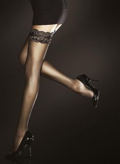 8a8fd380b Fiore Romina 20 Hold-Ups - Sensuous Legs