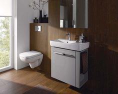 Renova Nr. 1 Comprimo koupelna / bathroom Design Moderne, Compact, Modern Design, Interior Design, Powder Rooms, Komfort, Camper, Bathrooms, 1