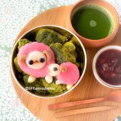 Sheep Wagashi - Deco Shiratama Recipe