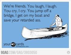 Funny pictures about True friendship. Oh, and cool pics about True friendship. Also, True friendship photos. Lol, Haha Funny, Funny Stuff, Funny Shit, Funny Things, Random Things, Random Stuff, Freaking Hilarious, Stupid Stuff