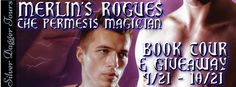 Jazzy Book Reviews: Merlin's Rogues: The Permesis Magician by B. Bentl...