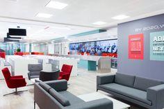 GSMA Headquarters by Engine Room Design & The Interiors Group, London – UK » Retail Design Blog