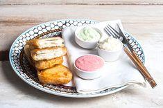 Μπακαλιάρος τηγανητός με κουρκούτι από την Αργυρώ Μπαρμπαρίγου | Το πιο τραγανό κουρκούτι σχεδόν αέρινο για την καλύτερη συνταγή για τηγανητό μπακαλιάρο