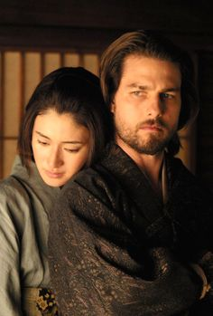 """The Last Samurai - Taka's famous line """"forgive my weakness"""" will level you!"""