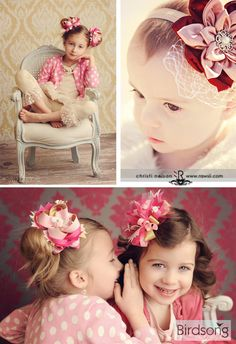 patterns for hair bows