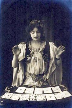 One eyed woman with her tarot cards Said she ain't comin' back but she ain't gone far