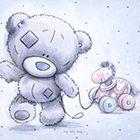Кавайняшка: Крошка мишка Тедди (Тетти)