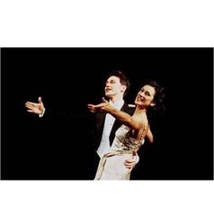 JAMES MCAVOY & INDIRA VARMA IN PRIVATES ON PARADE AT THE DONMAR WAREHOUSE (2001)the_jamesmcavoy