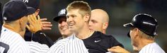 From San Diego to New York City, Yankees' 3B Chase Headley finds a new home in the middle of the baseball season.