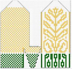 Жаккардовые узоры для варежек спицами (схемы) Mittens, Fair Isles, Knitting, Gloves, Fingerless Mitts, Tricot, Breien, Fingerless Mittens, Stricken