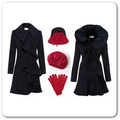 Štylistika - Ako zosúladiť romantický štýl so zimnou farebnosťou - Supervizáž