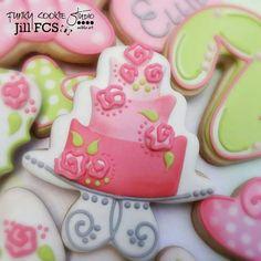 Cake cookies by Jill FCS