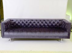 Ludlow Custom Tufted Sofa