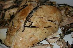 Crock Pot Whole Chicken