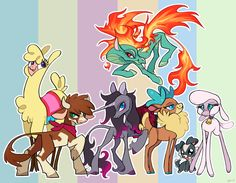 I'm so happy to see Them's Fightin' Herds finally released, so here's a pic to celebrate! Great work guys, the game looks fantastic! Mlp My Little Pony, My Little Pony Friendship, Cartoon As Anime, Cartoon Art, Creature Drawings, Animal Drawings, Little Poni, Warrior Cats Art, Mlp Fan Art