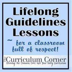 In the first week of school teach your students about the importance of truth, trustworthiness, active listening, no put downs and personal best.  These lessons are geared towards primary grades, include five great read alouds, and produce five fun visual reminders to put up in your classroom to help students remember your expectations!