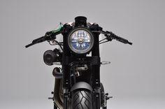 Pure engineering with BOTT XC1 #CafeRacer by Bottpower Project. Una moto a medida con la construcción de una #Buell XB12SS al detalle ¡Qué pasada! www.caferacerpasion.com
