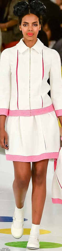 Chanel Resort 2016 pinned by TheChanelista on Pinterest