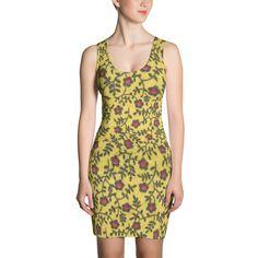 DARLING Sublimation Cut & Sew Dress
