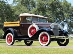 1930 Ford Model A Roadster Pickup Truck