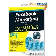 A complete guide to marketing on Facebook - this has so much in it. Mainly use it as a reference guide as it can become overwhelming. Get your copy for only $19.24
