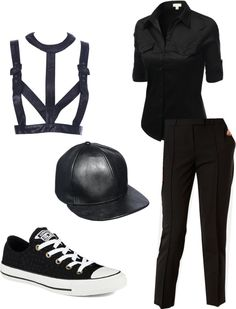 """Outfit inspired by: D.O in Exo """"Growl"""" MV"""
