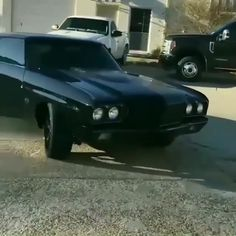 Old Muscle Cars, Custom Muscle Cars, Chevy Muscle Cars, American Muscle Cars, Custom Cars, Old School Muscle Cars, Street Racing Cars, Pretty Cars, Sweet Cars