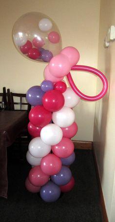 Elegant Balloons - Gallery - Baby - Showers - Baby Naming
