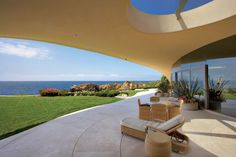 The Portabello Residence in Corona Del Mar, Newport Beach, California; sold for 34 million in 2010