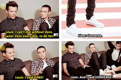 Haha, Liam's face in the last one! and Zayn One Direction Preferences, I Love One Direction, 0ne Direction, One Direction Interviews, Boys Who, My Boys, Vanz, Louis Williams, 1d And 5sos