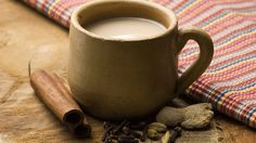 Are you craving a hot and spicy drink that's good for you? Try this home-made warming chai. According to Ayurvedic tradition, masala chai boosts the immune system, enhances metabolism, relieves stress, aids digestion and sharpens the mind.